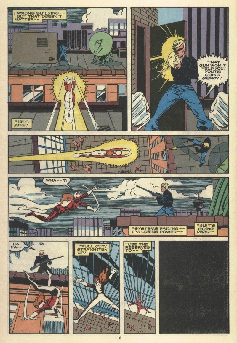 Read online Alpha Flight (1983) comic -  Issue #77 - 8