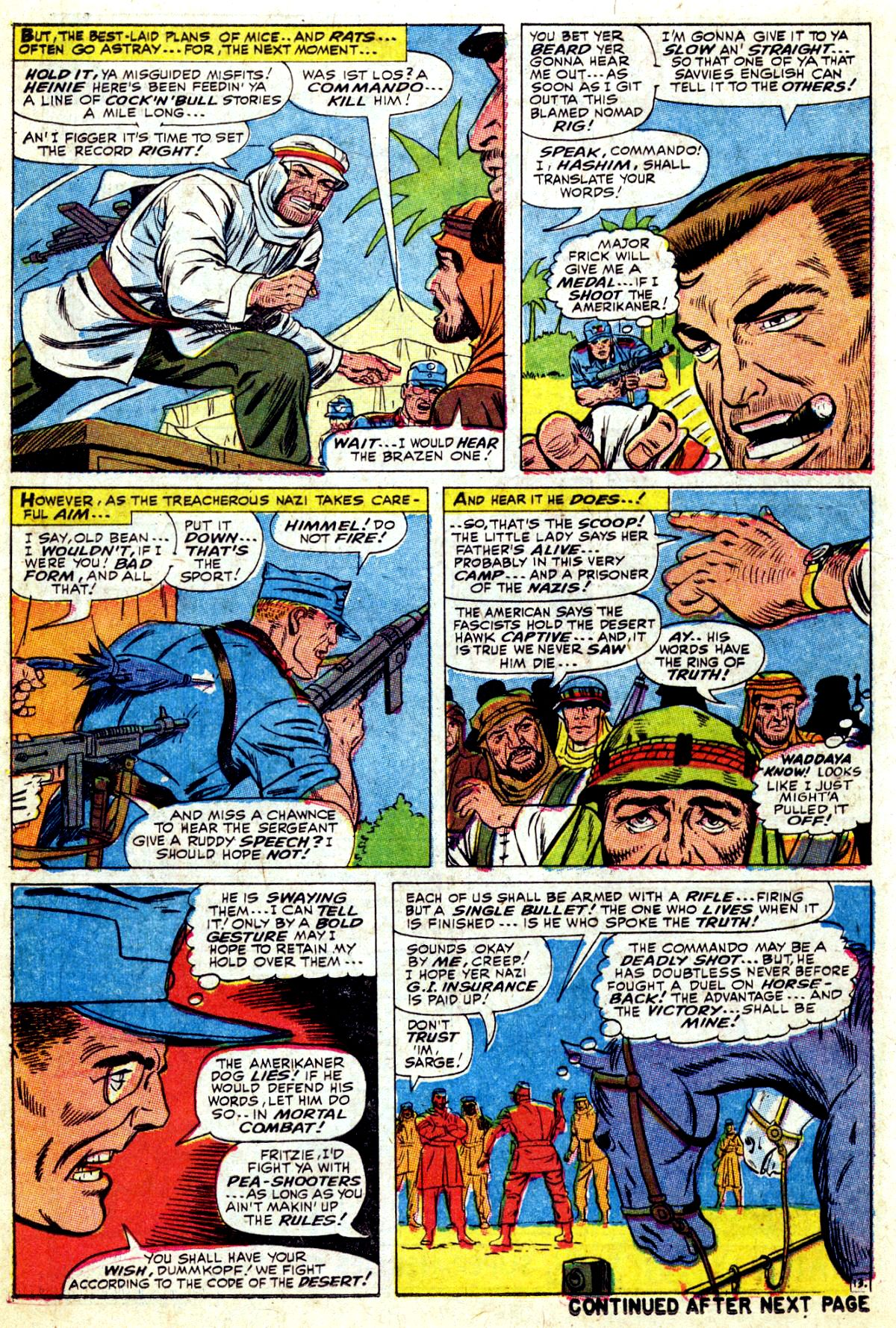 Read online Sgt. Fury comic -  Issue #37 - 18
