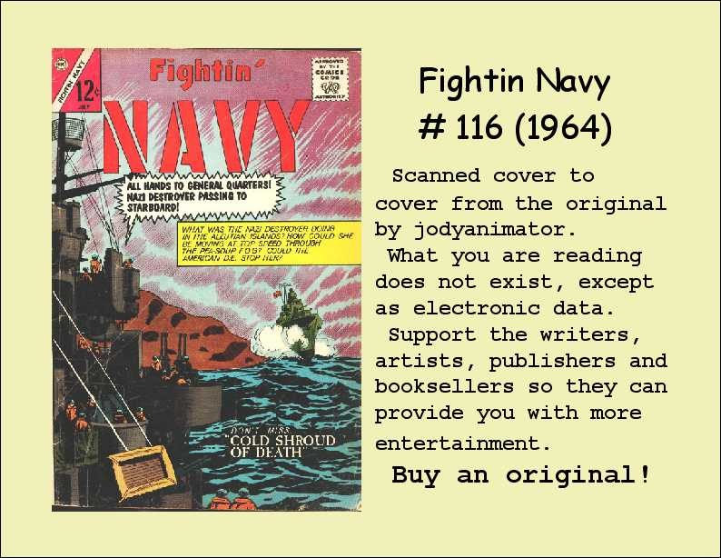 Read online Fightin' Navy comic -  Issue #116 - 37