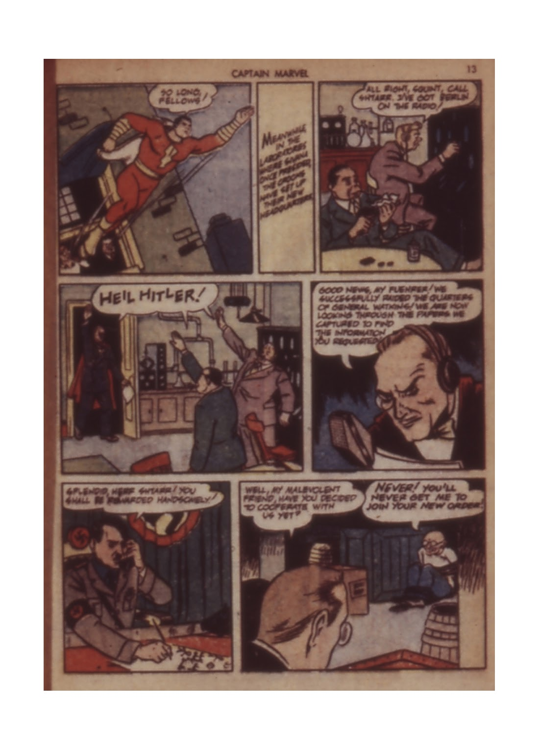 Captain Marvel Adventures issue 11 - Page 13
