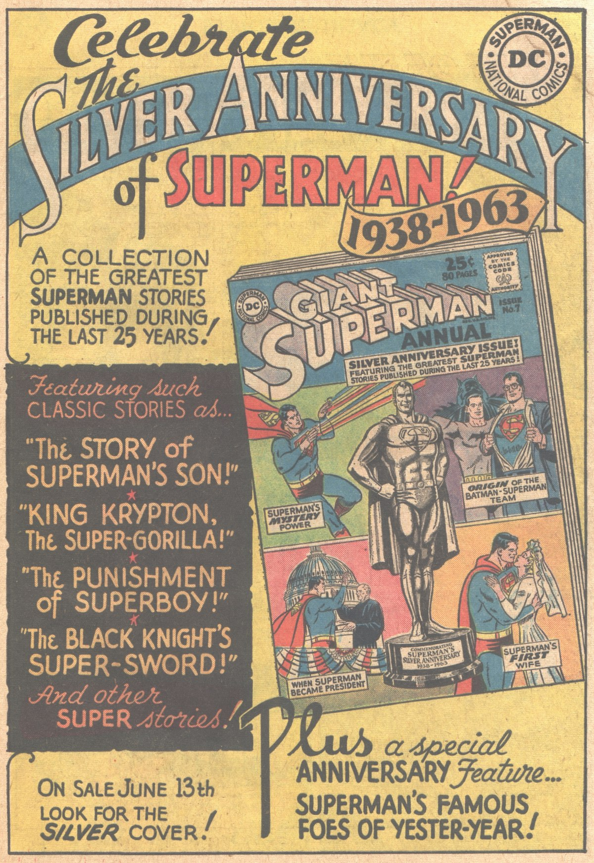 Read online Adventure Comics (1938) comic -  Issue #310 - 13