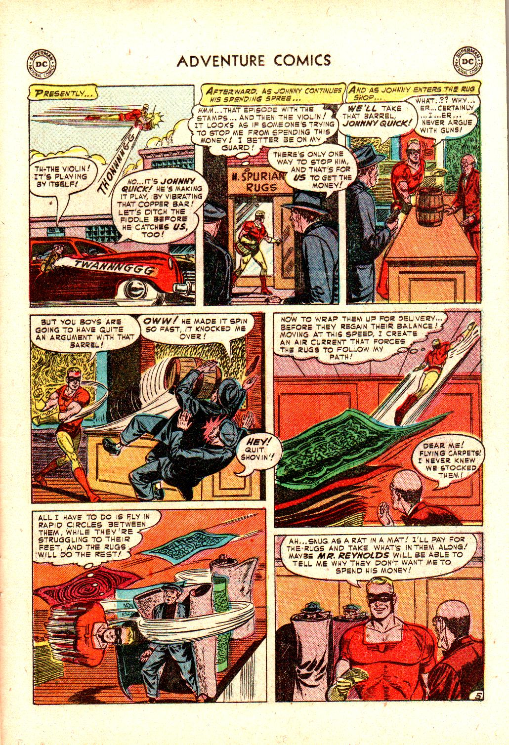 Read online Adventure Comics (1938) comic -  Issue #173 - 29