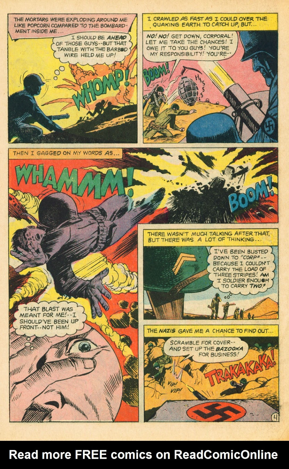 Our Fighting Forces (1954) issue 110 - Page 27