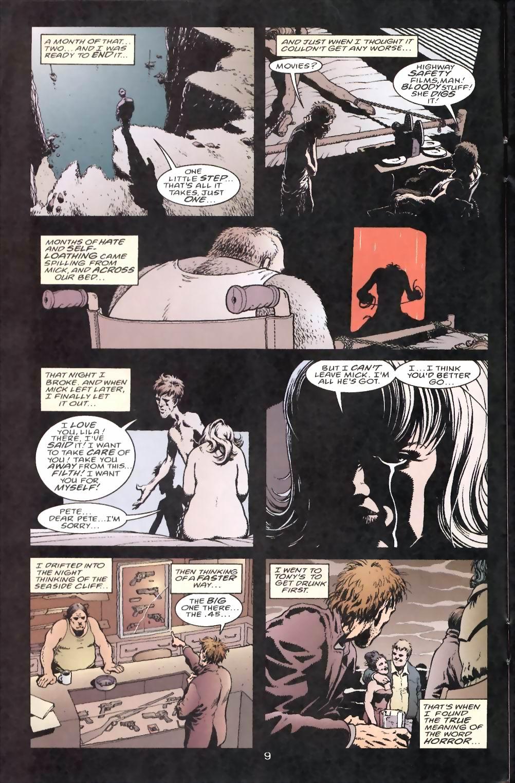 Read online Flinch comic -  Issue #12 - 10