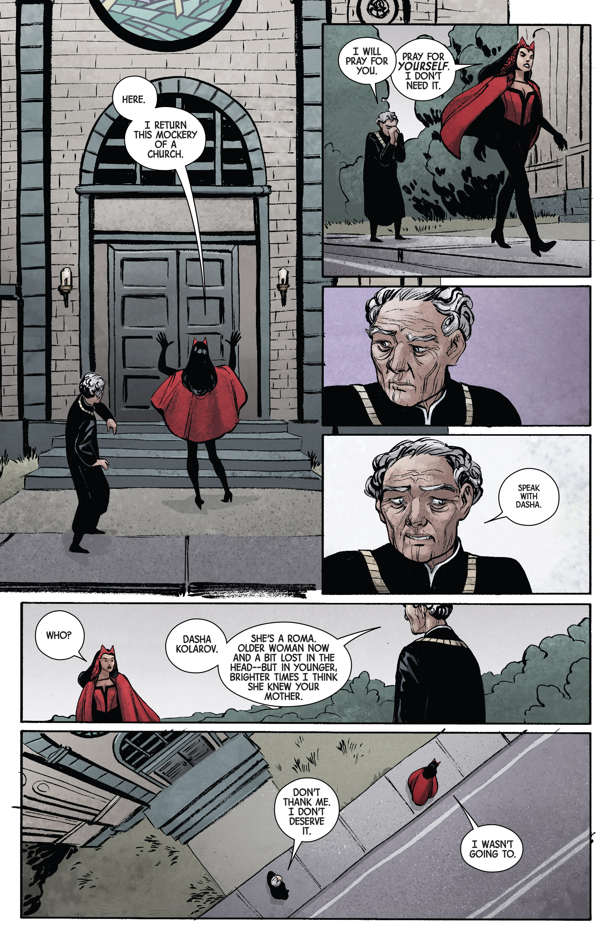 Read online Scarlet Witch (2016) comic -  Issue #11 - 12