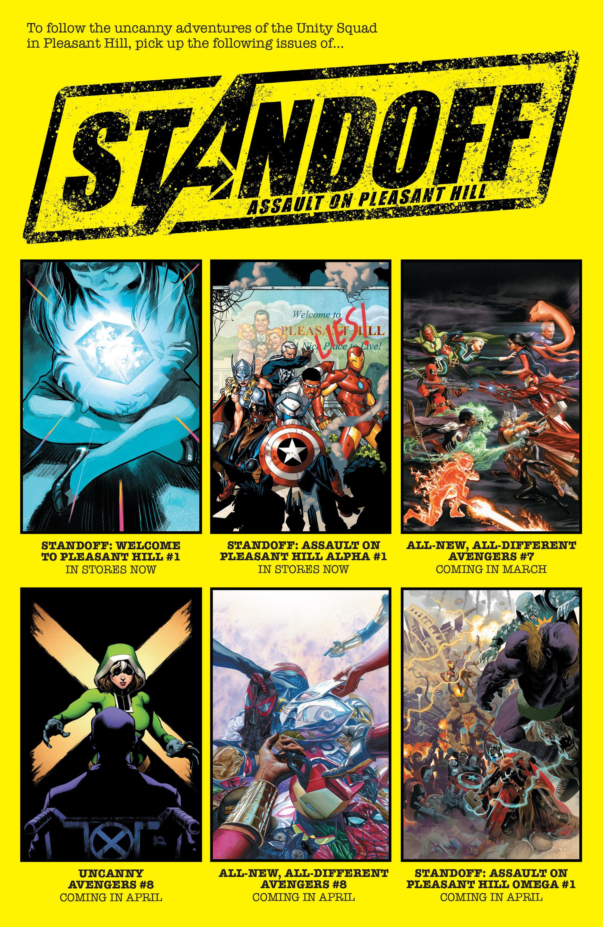 Read online Uncanny Avengers [II] comic -  Issue #7 - 22