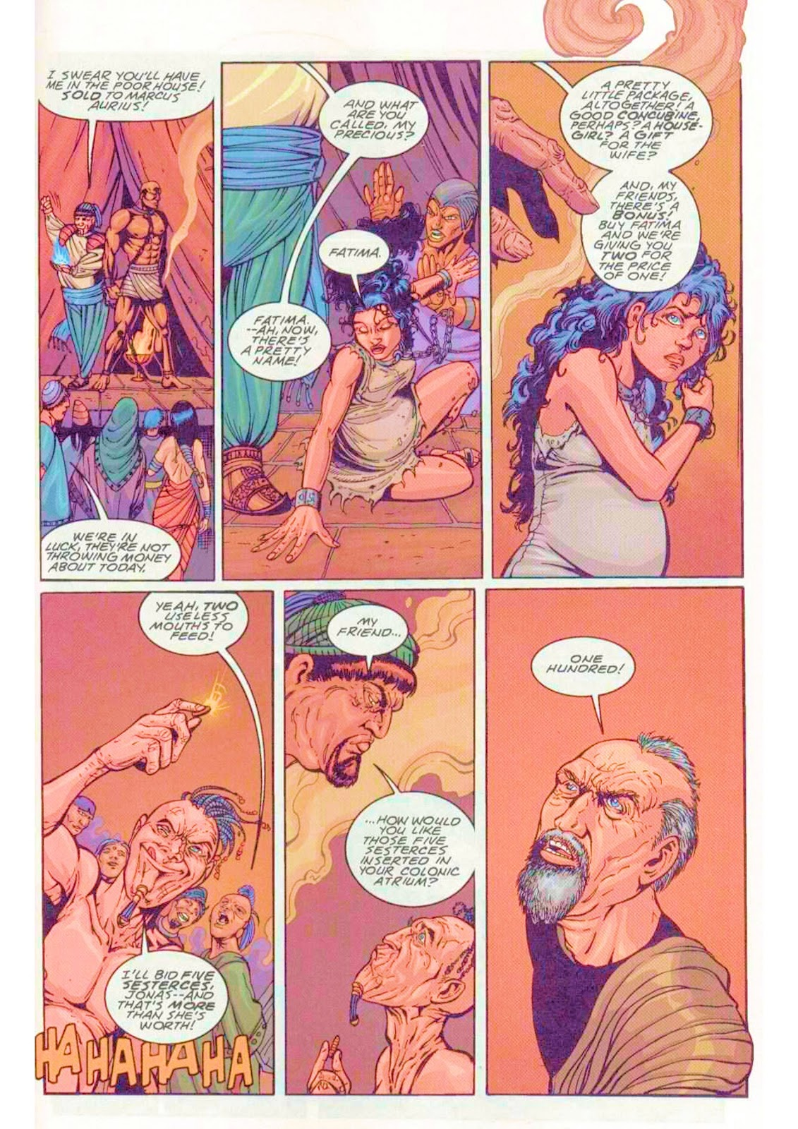 Xena: Warrior Princess (1999) Issue #4 #4 - English 13