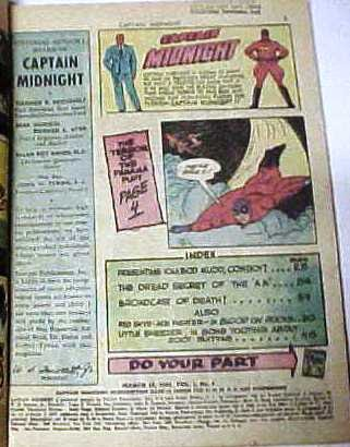 Captain Midnight (1942) issue 6 - Page 3