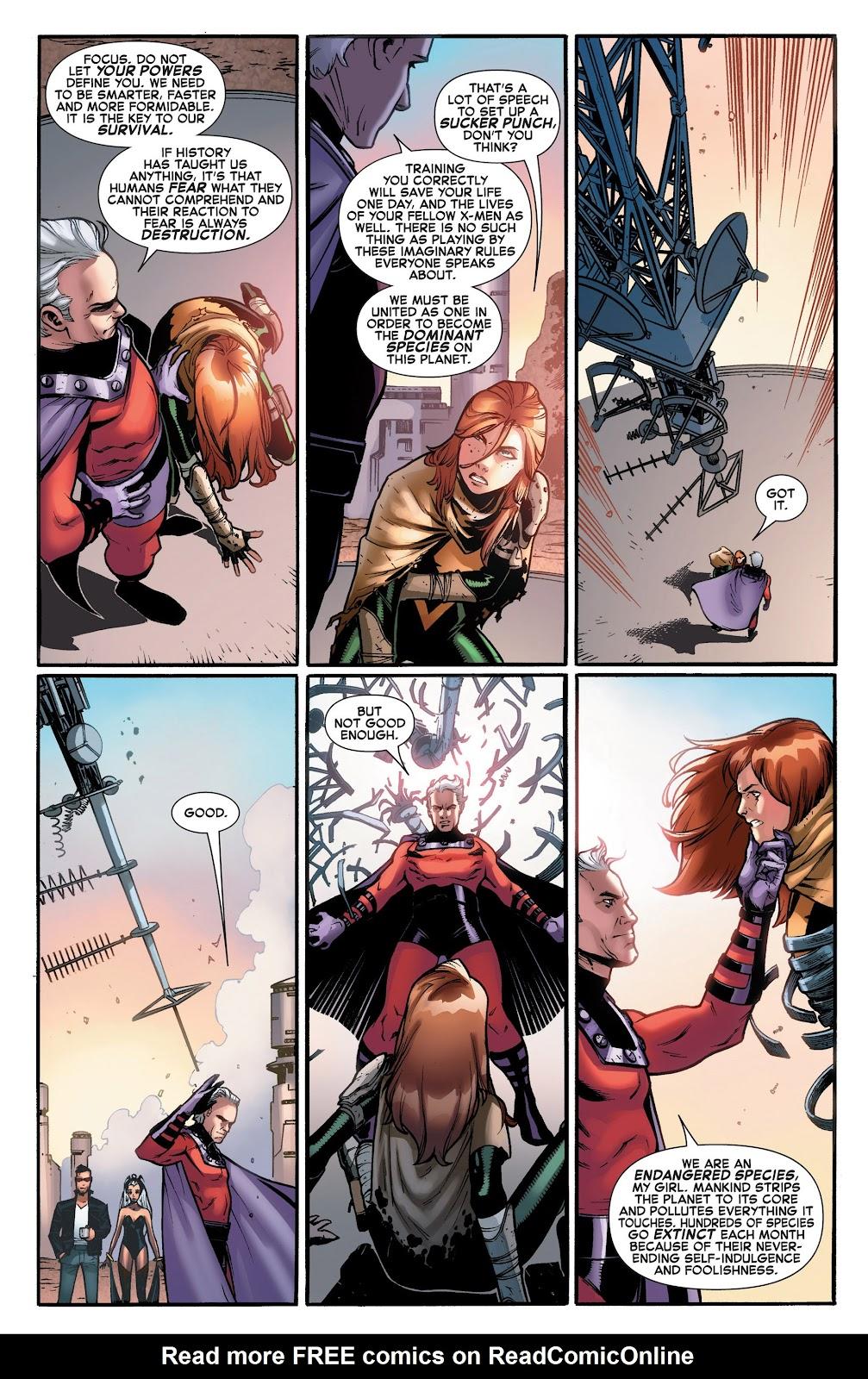 Read online What If? AvX comic -  Issue #1 - 9