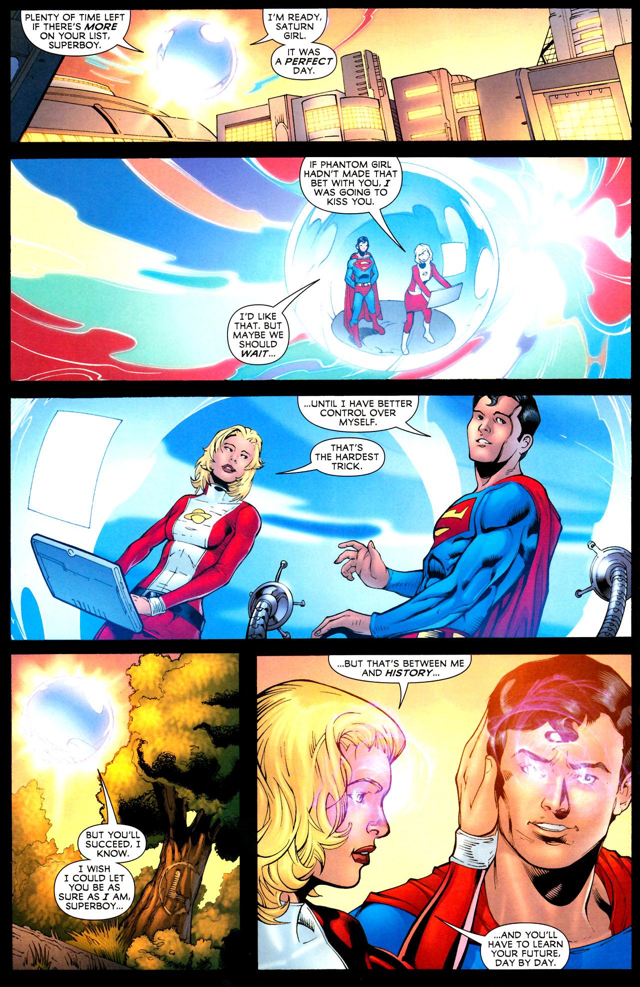 Read online Adventure Comics (2009) comic -  Issue #12 - 29