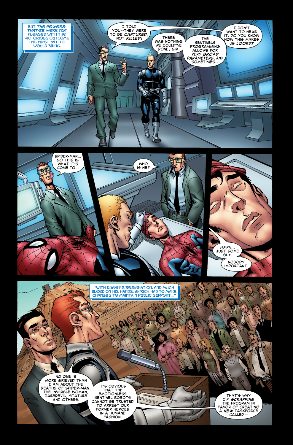 What If? Civil War issue Full - Page 16
