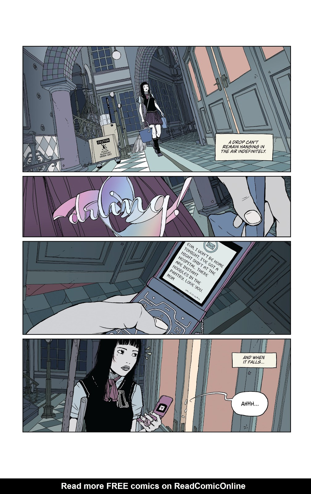 Read online Heartbeat comic -  Issue #1 - 23