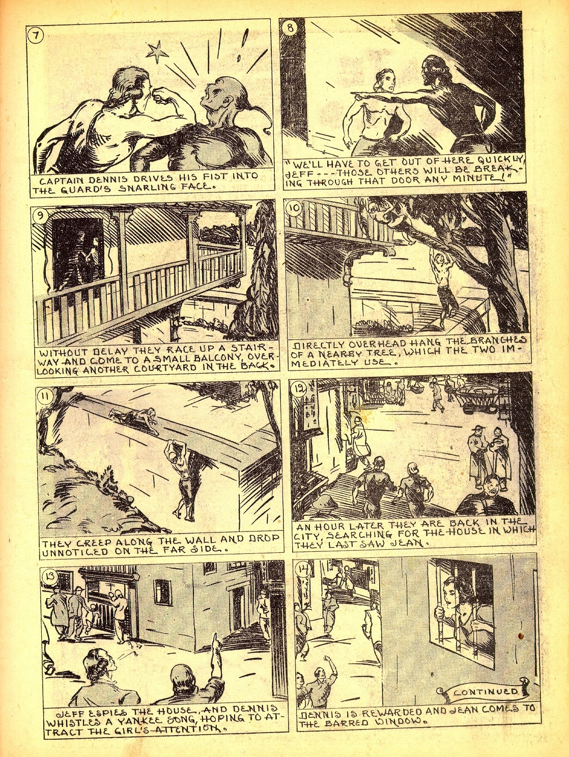 Double Action Comics issue 2 - Page 17