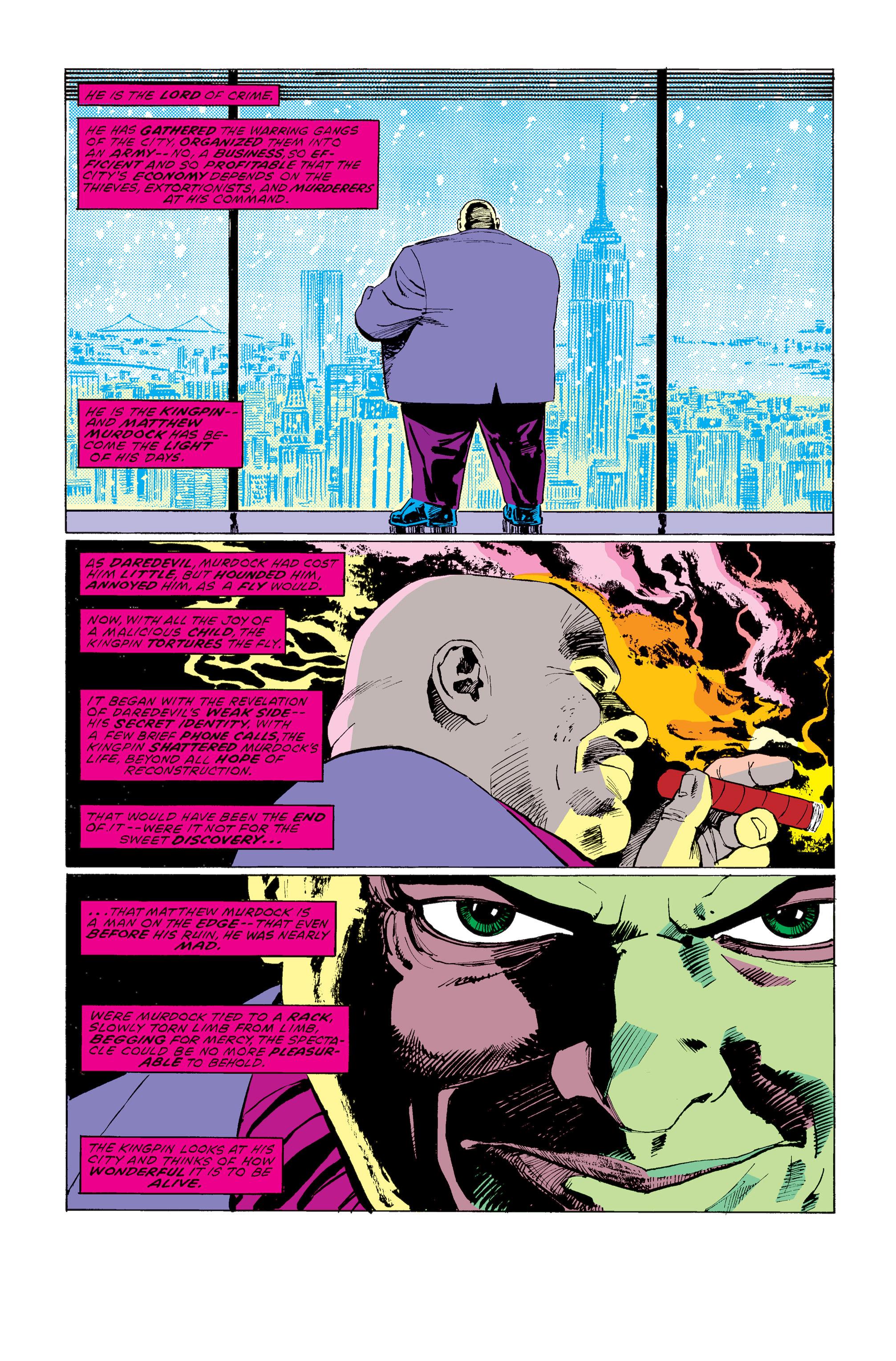 Read online Daredevil: Born Again comic -  Issue # Full - 58