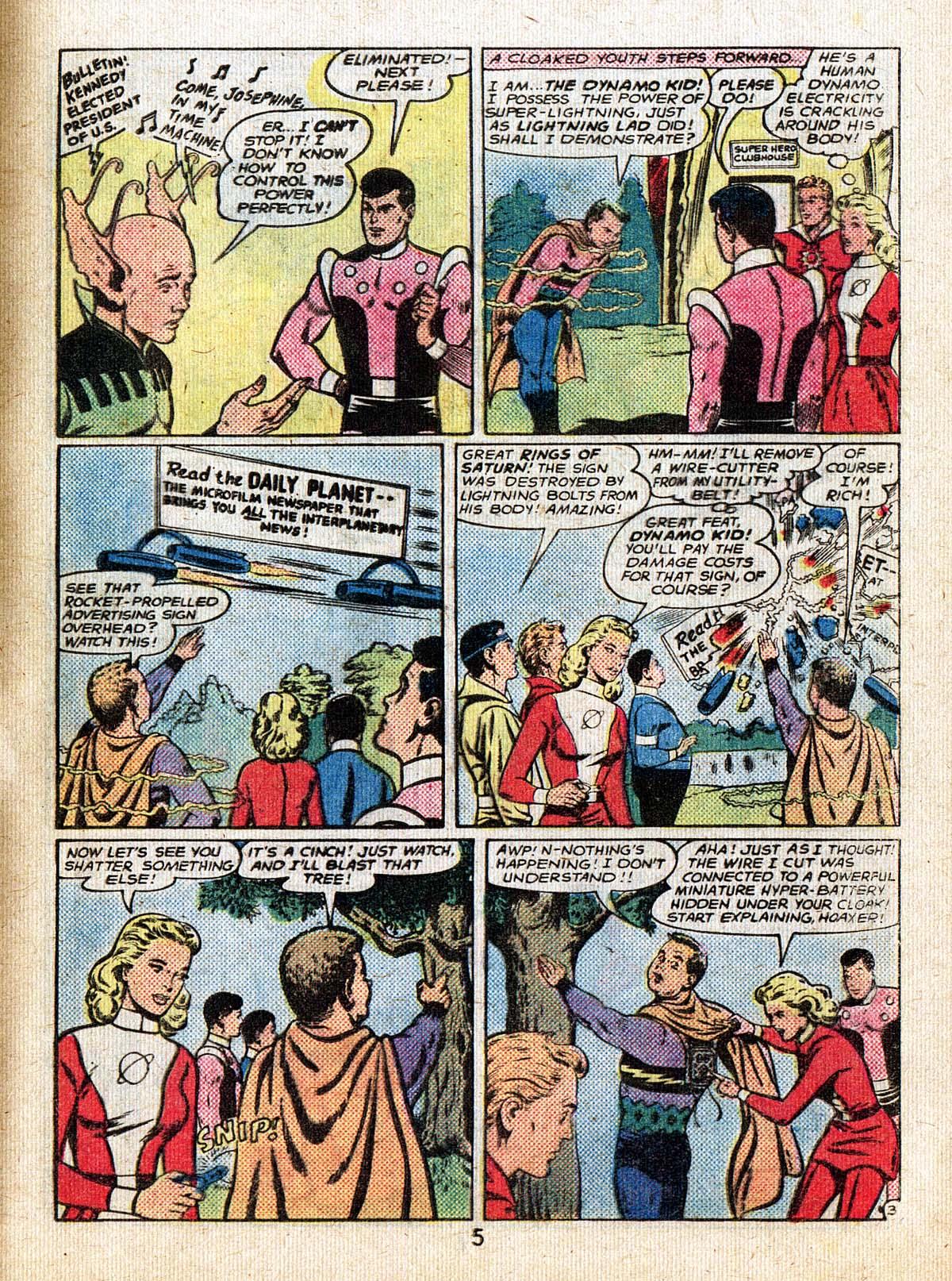 Read online Adventure Comics (1938) comic -  Issue #500 - 5