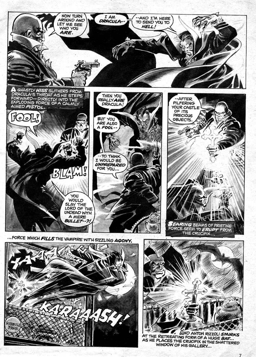 Dracula Lives issue 9 - Page 7