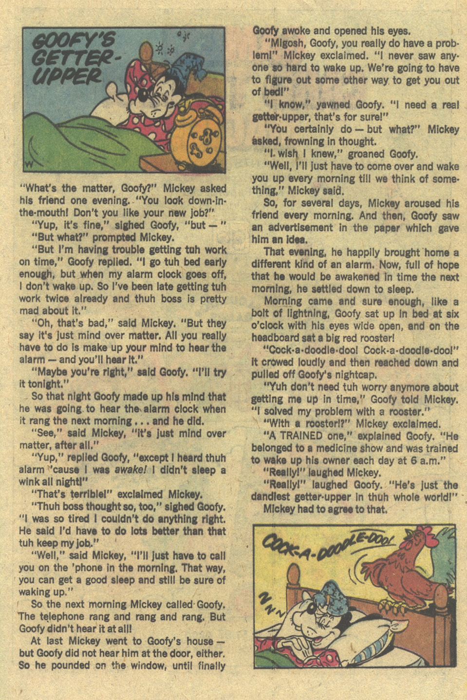 Read online Uncle Scrooge (1953) comic -  Issue #146 - 29