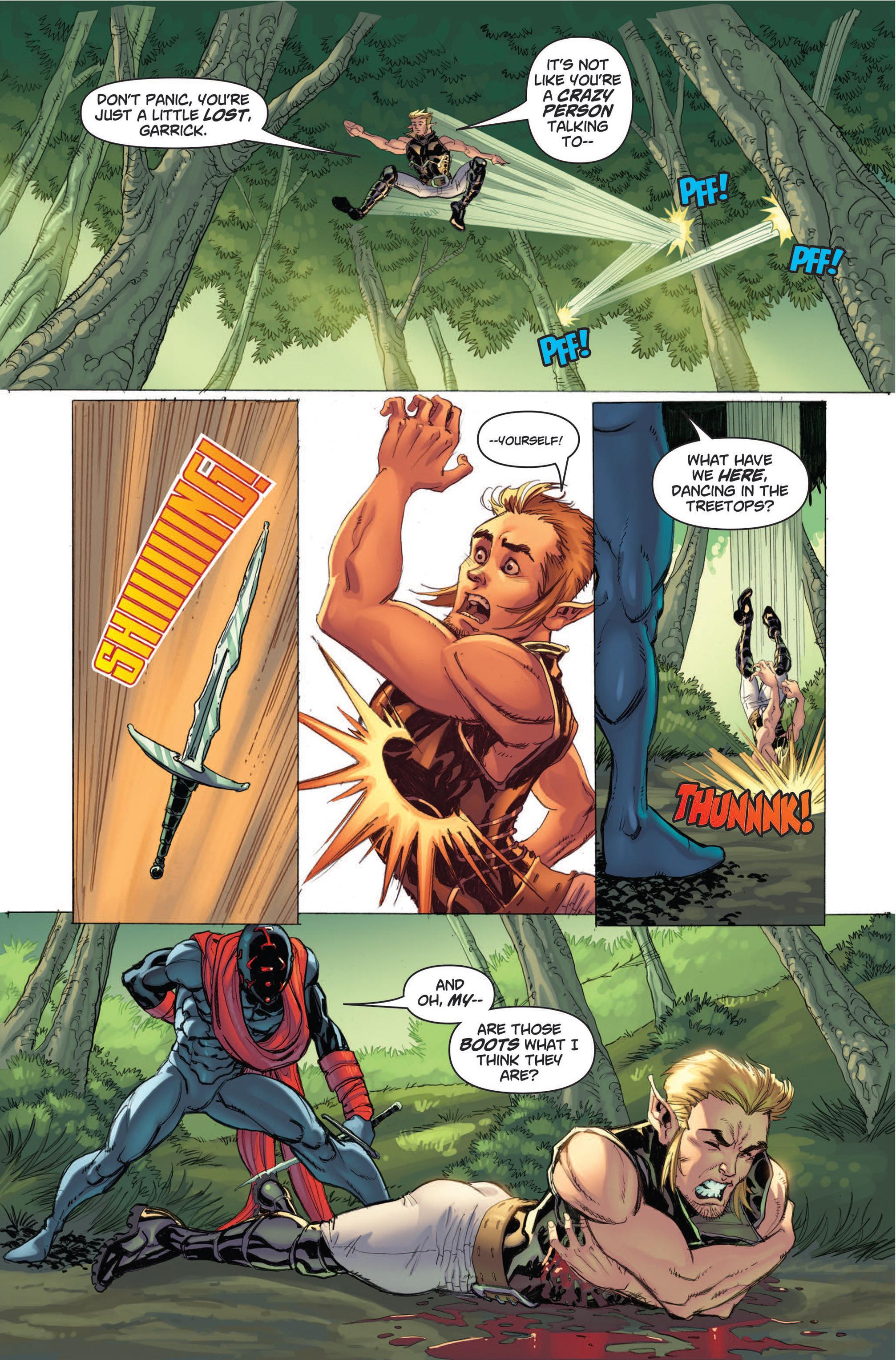 Read online Skyward comic -  Issue #4 - 23