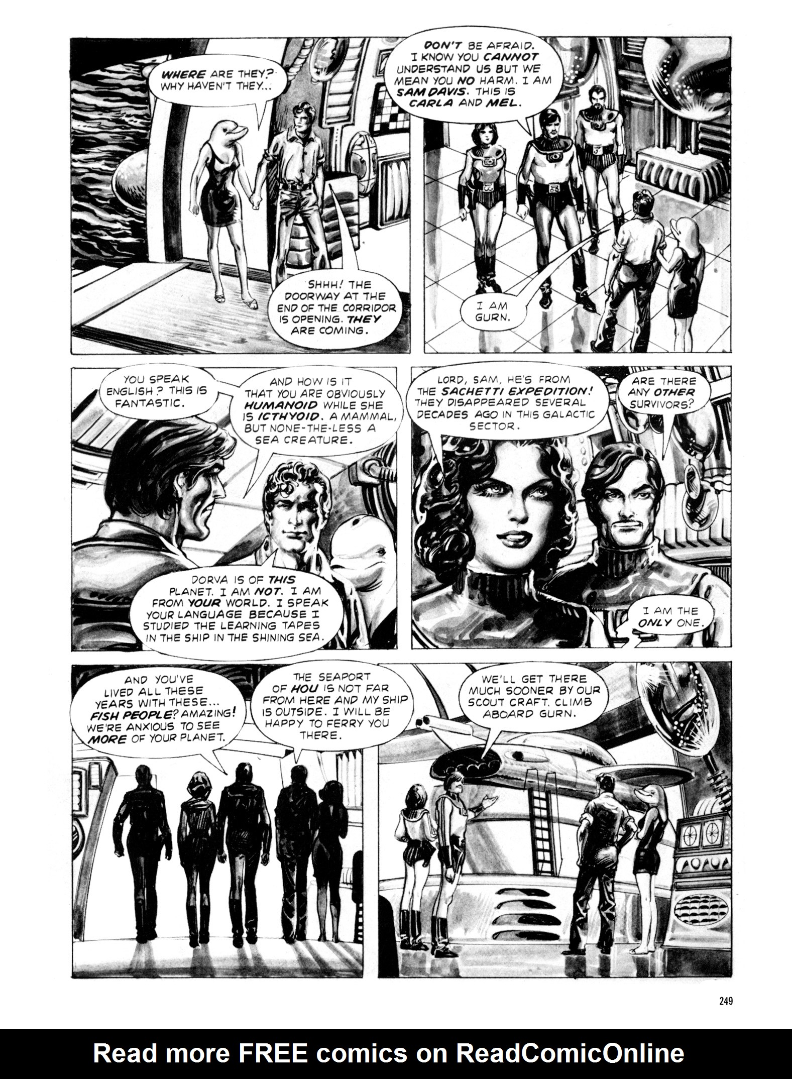 Read online Eerie Archives comic -  Issue # TPB 20 - 249
