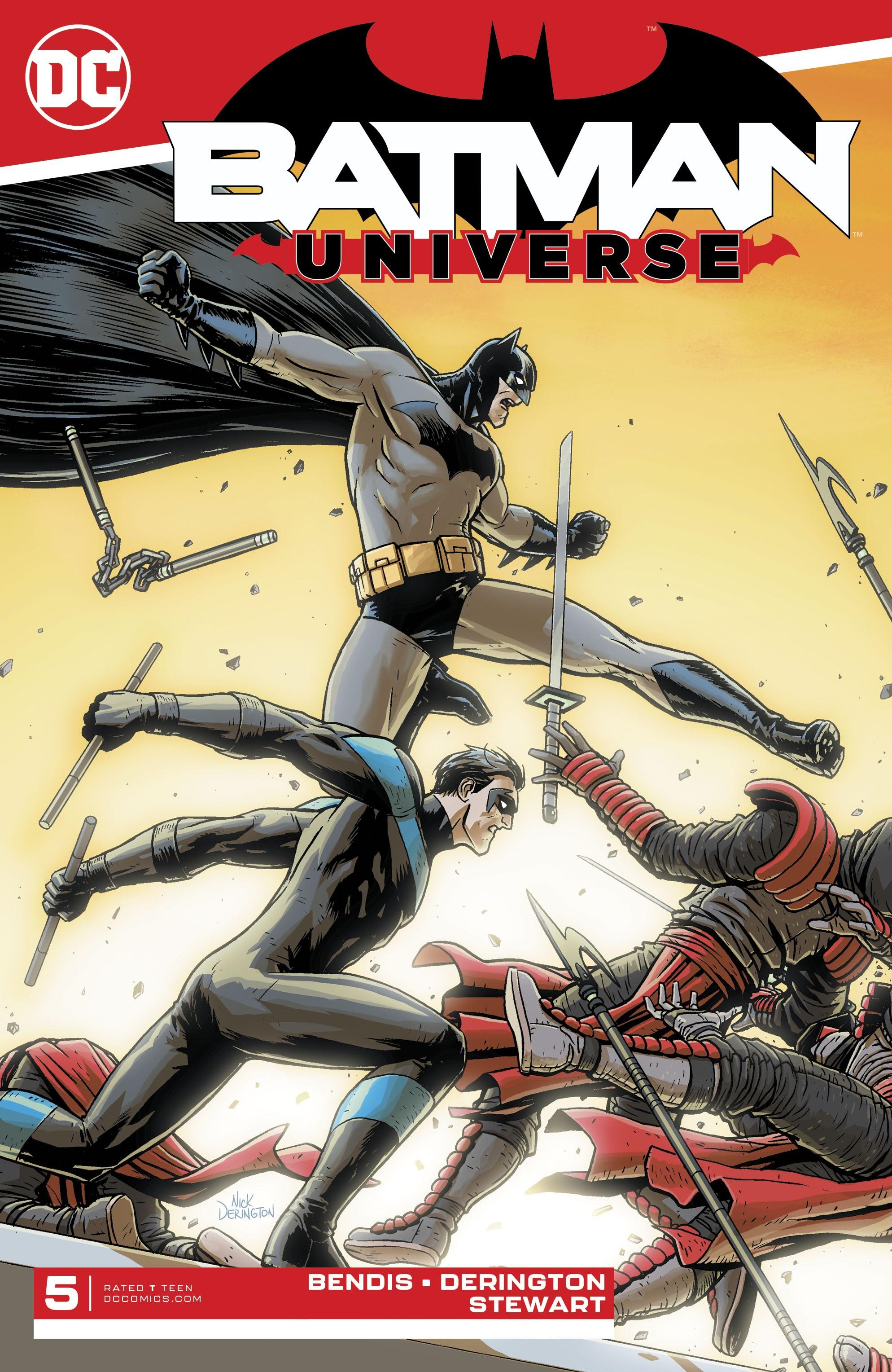 Batman: Universe 5 Page 1