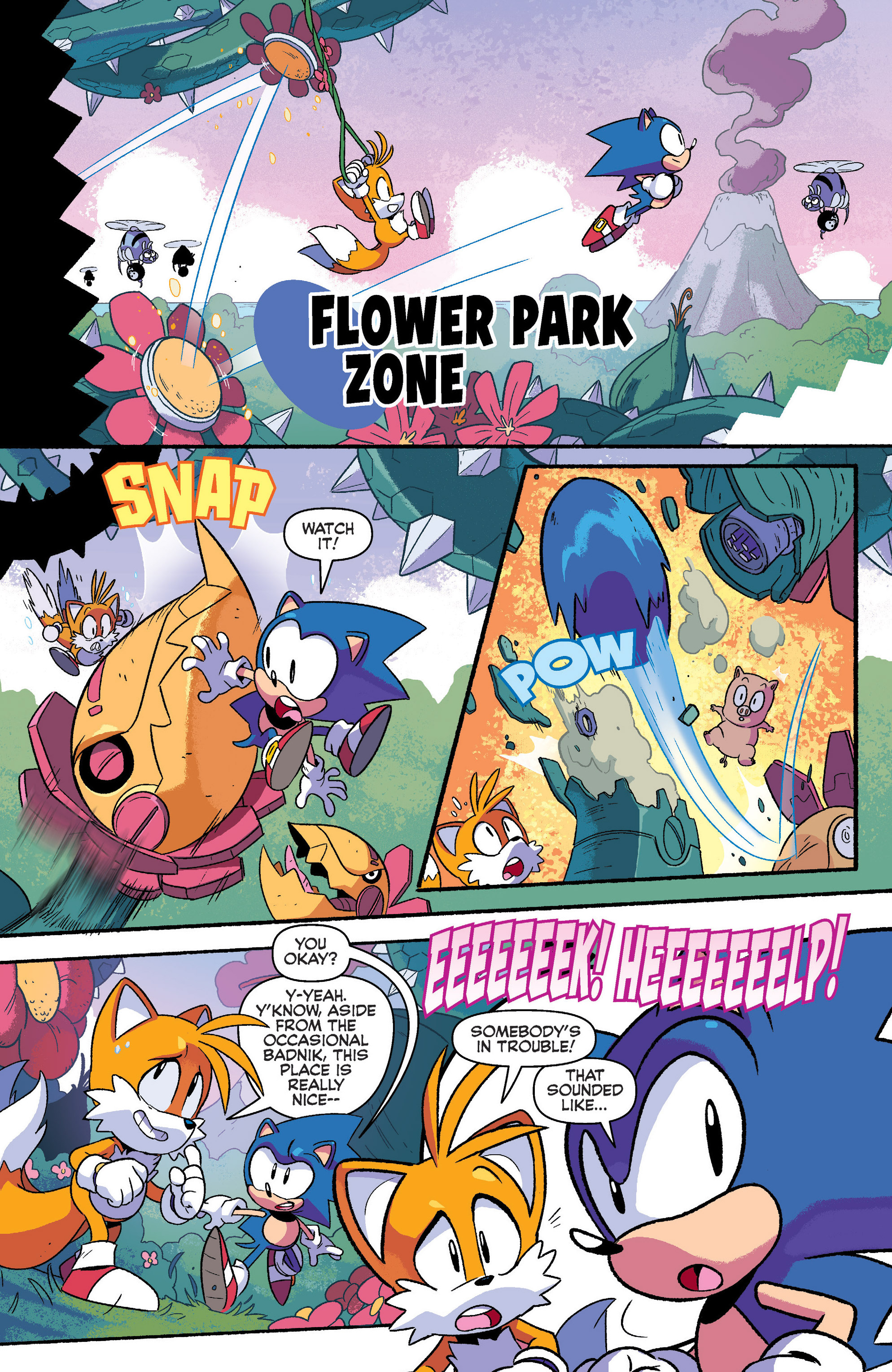 RANTopinions thoughts on tangle and idwsonic by