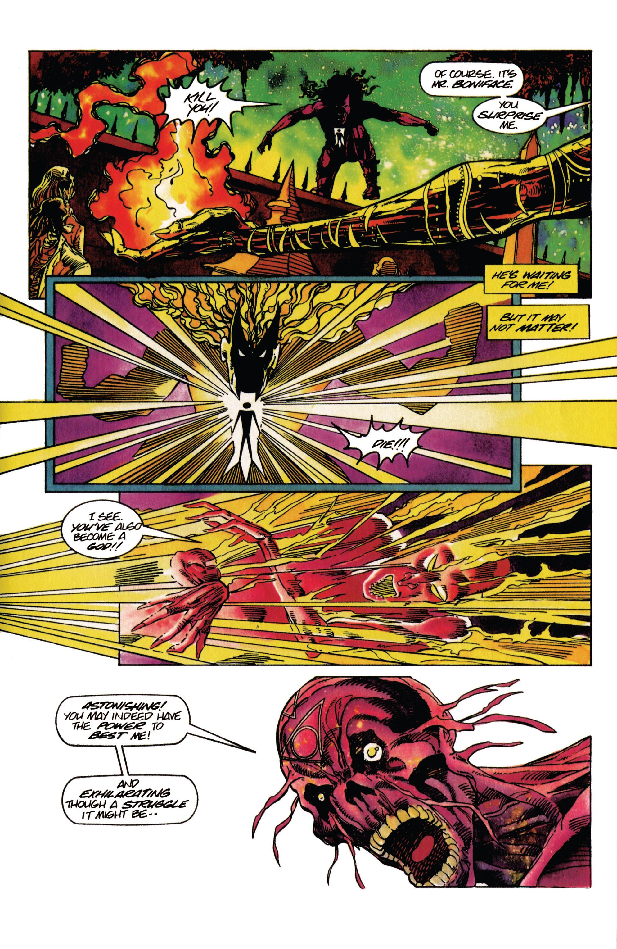 Read online Shadowman (1992) comic -  Issue #29 - 10