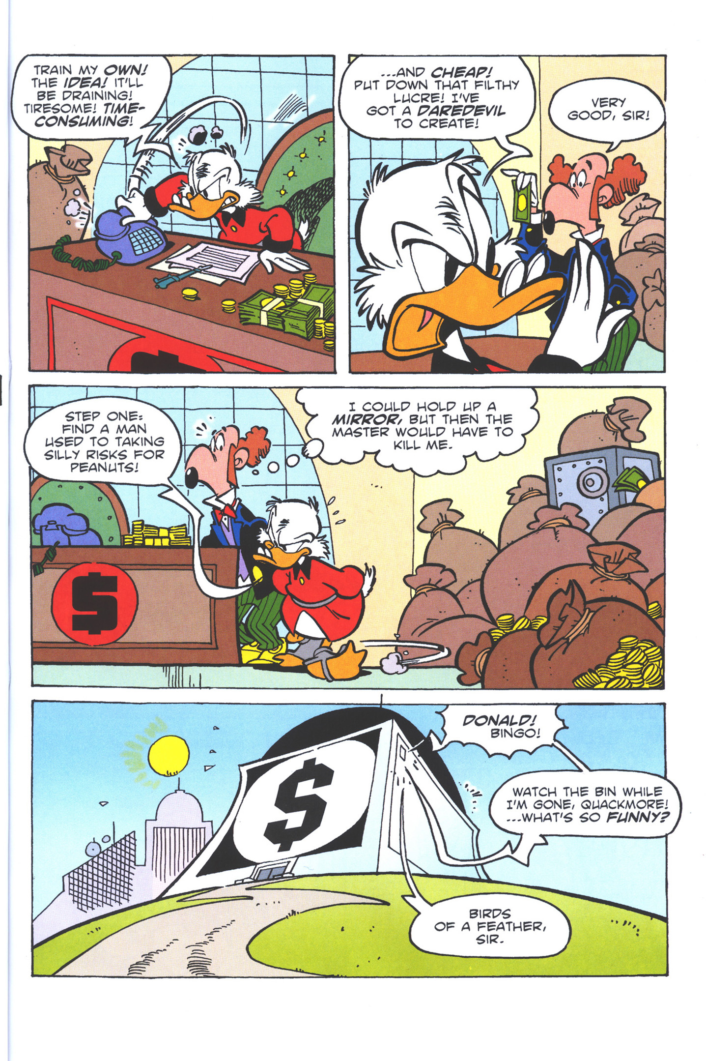 Read online Uncle Scrooge (1953) comic -  Issue #381 - 7