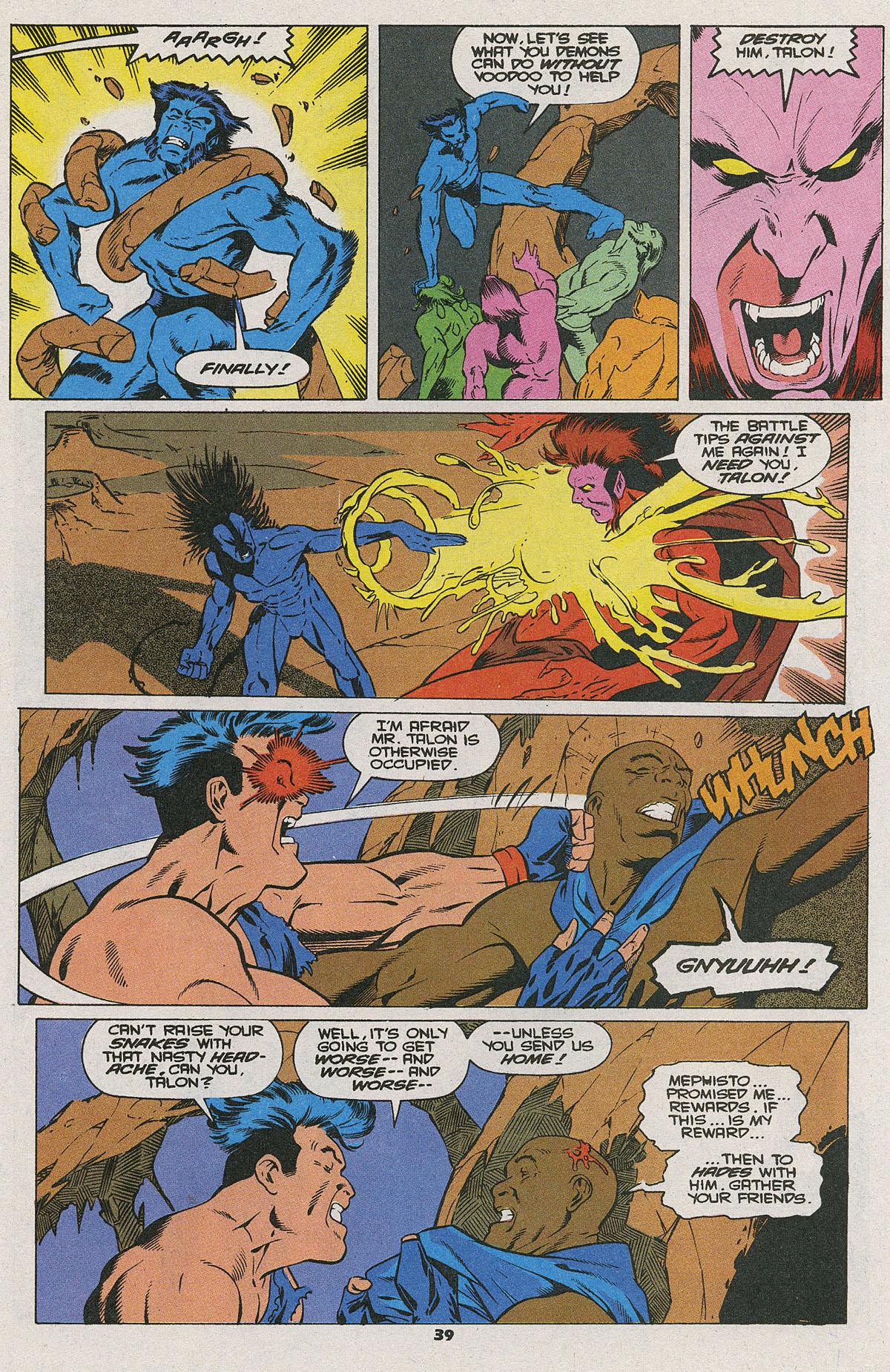 Read online Wonder Man (1991) comic -  Issue #25 - 33