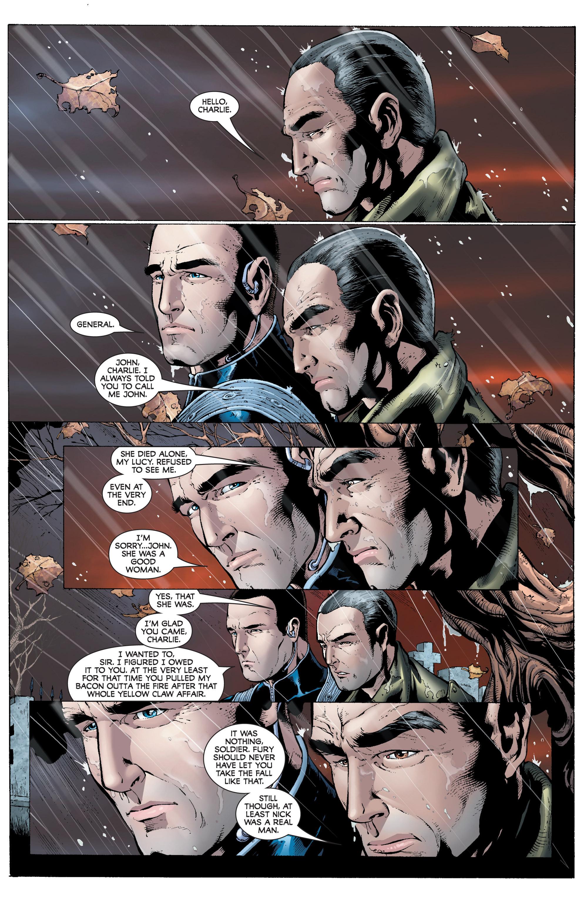 Read online World War Hulk: Gamma Corps comic -  Issue #1 - 8