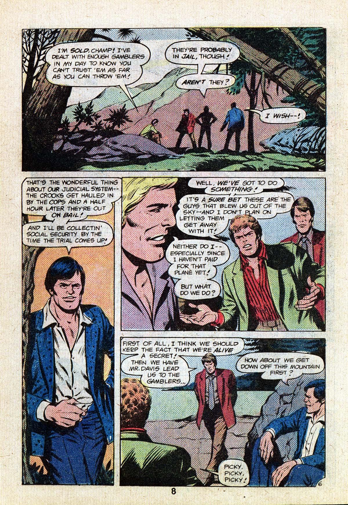 Read online Adventure Comics (1938) comic -  Issue #494 - 8