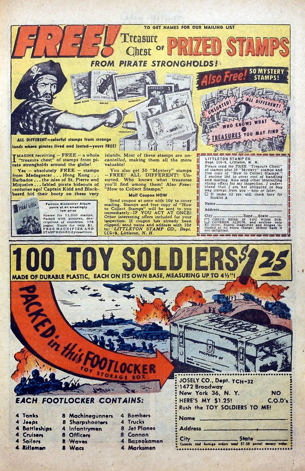 Read online Fightin' Navy comic -  Issue #84 - 15