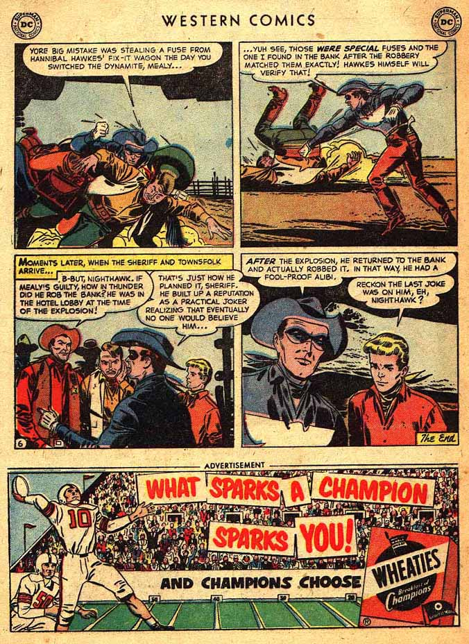 Western Comics issue 31 - Page 32