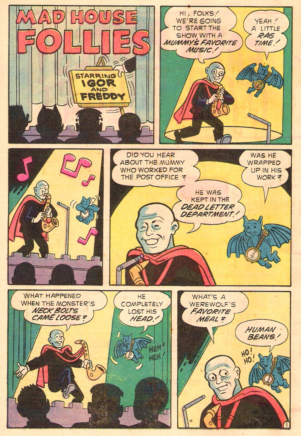 Read online Madhouse Comics comic -  Issue #98 - 14