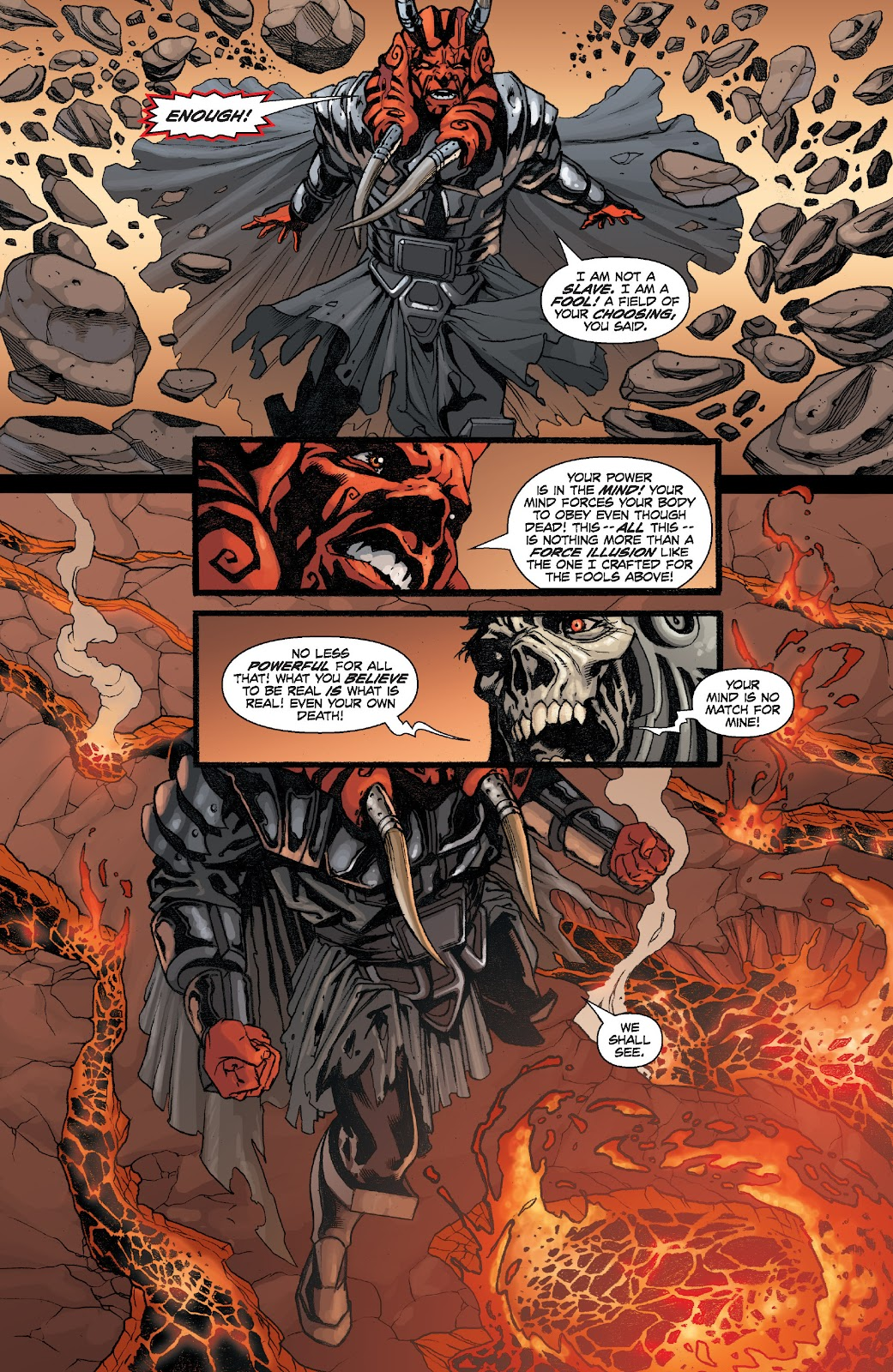 Read online Star Wars Legends: Legacy - Epic Collection comic -  Issue # TPB 2 (Part 1) - 71