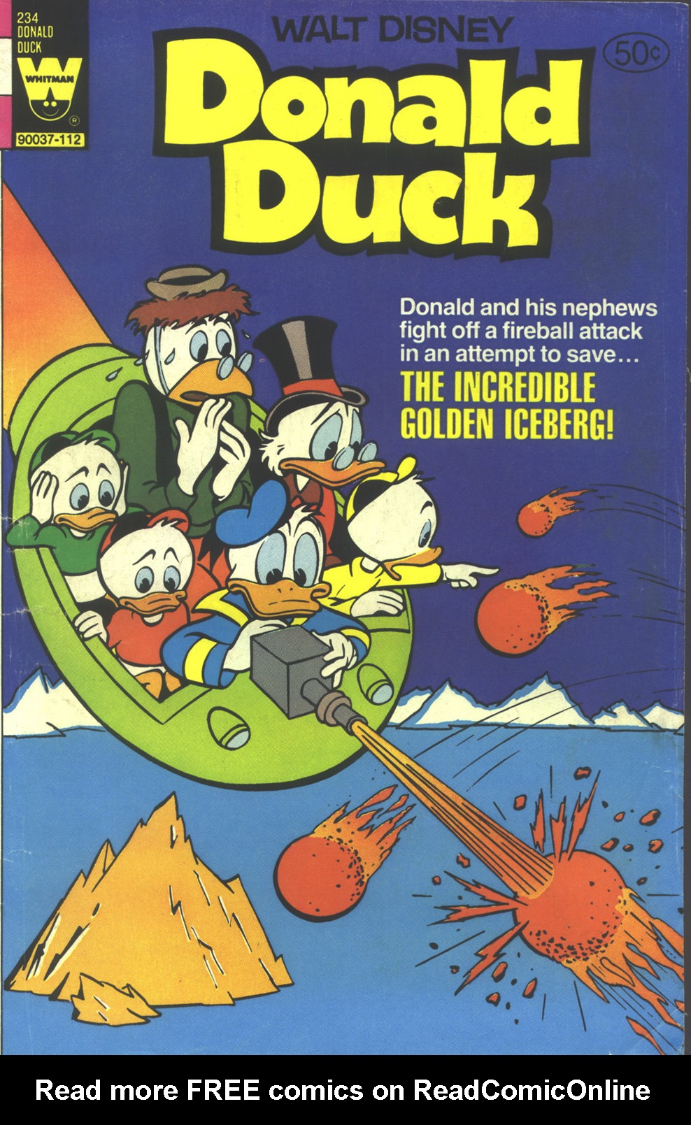 Donald Duck (1980) 234 Page 1