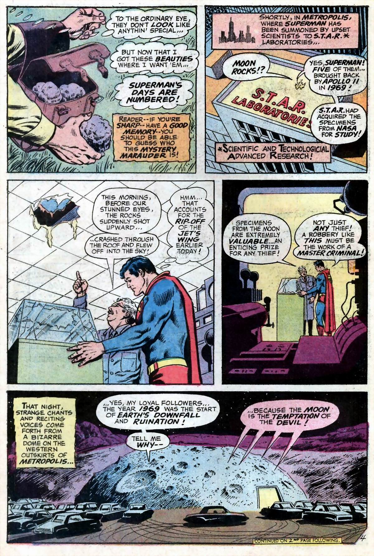 Read online Action Comics (1938) comic -  Issue #426 - 6