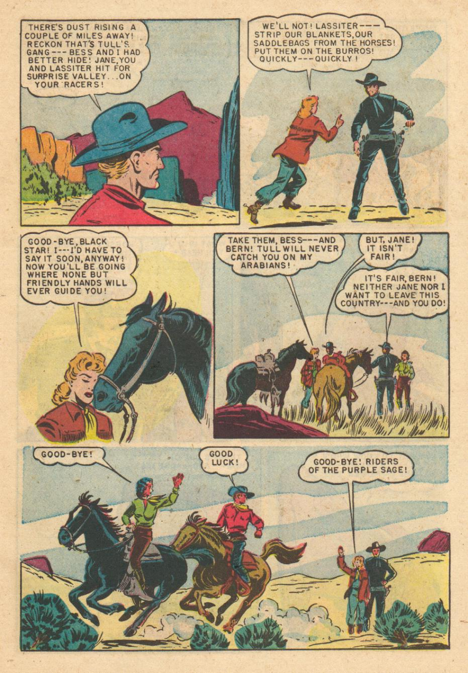 Four Color Comics issue 372 - Page 27
