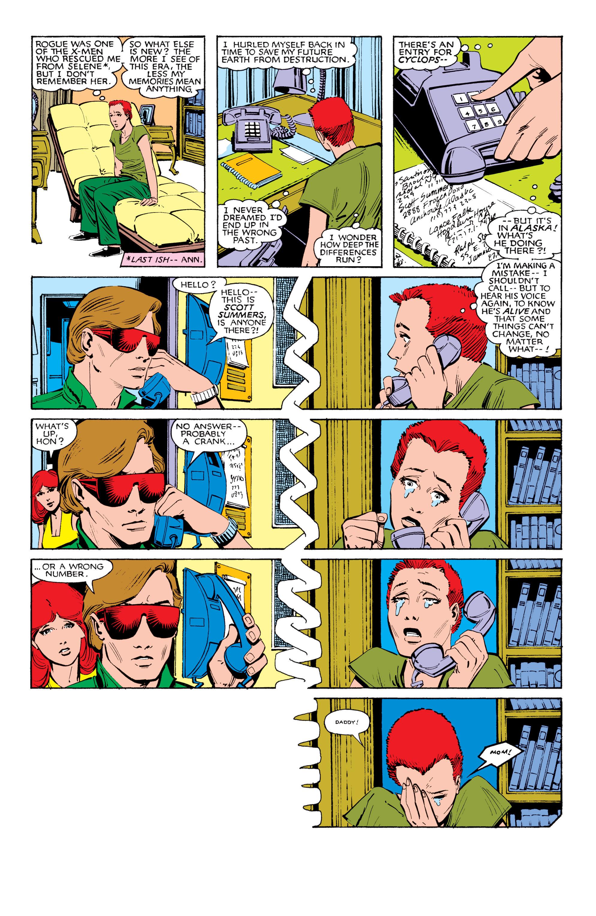 Read online Uncanny X-Men (1963) comic -  Issue #185 - 6