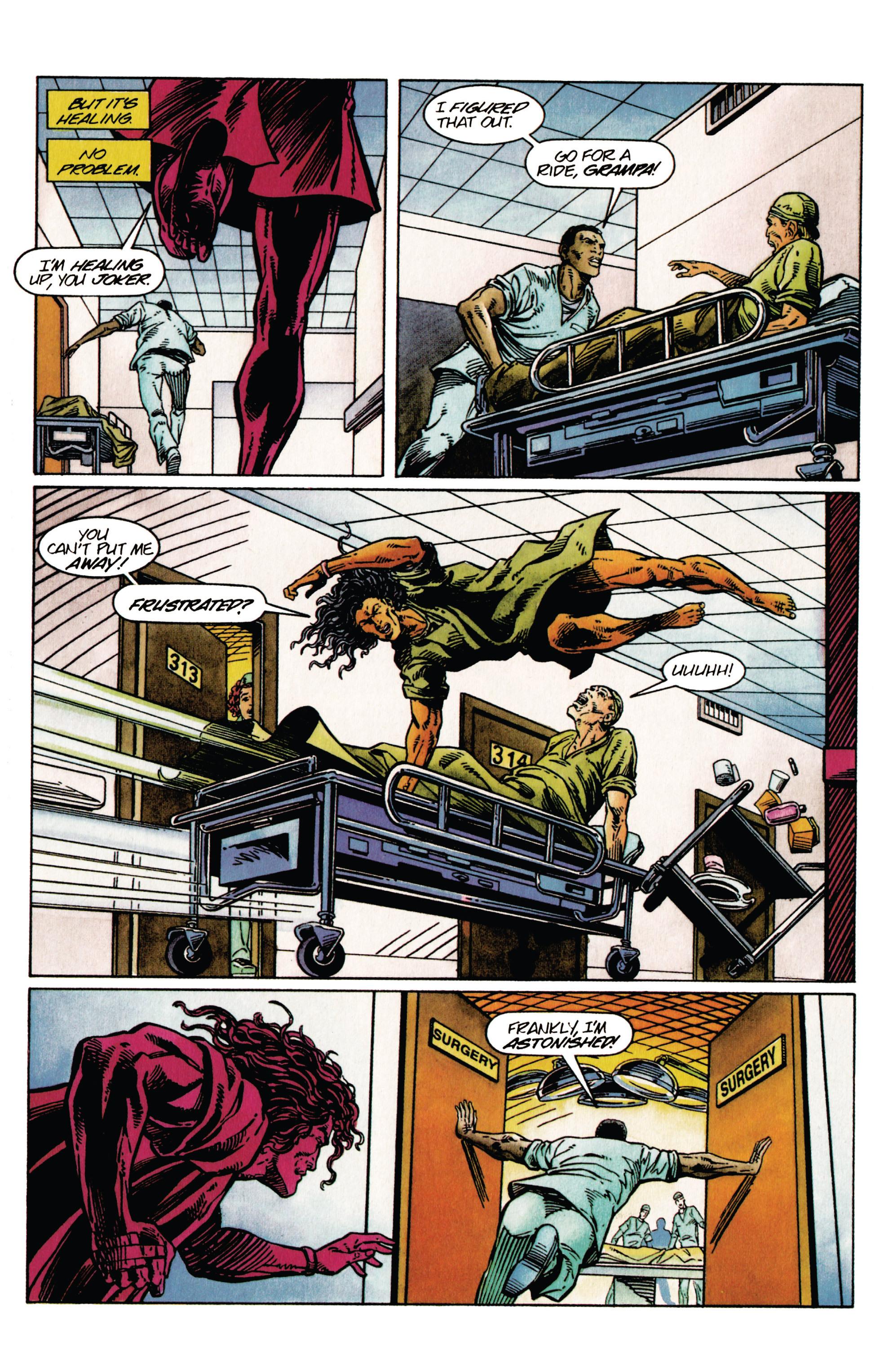Read online Shadowman (1992) comic -  Issue #27 - 18