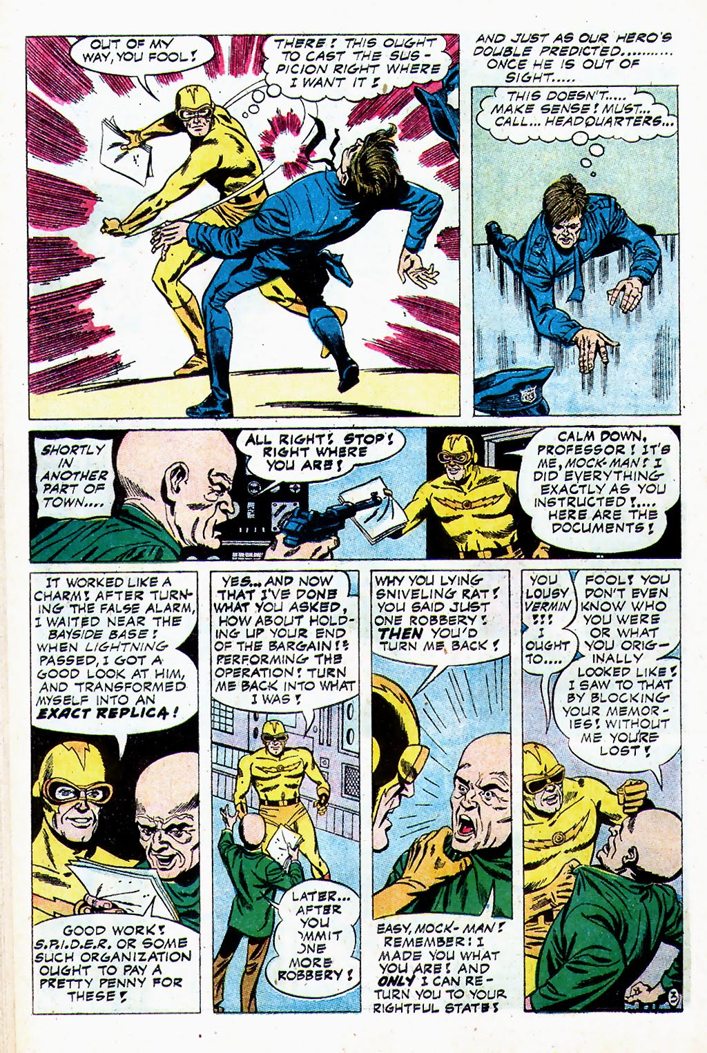 T.H.U.N.D.E.R. Agents (1965) issue 13 - Page 25