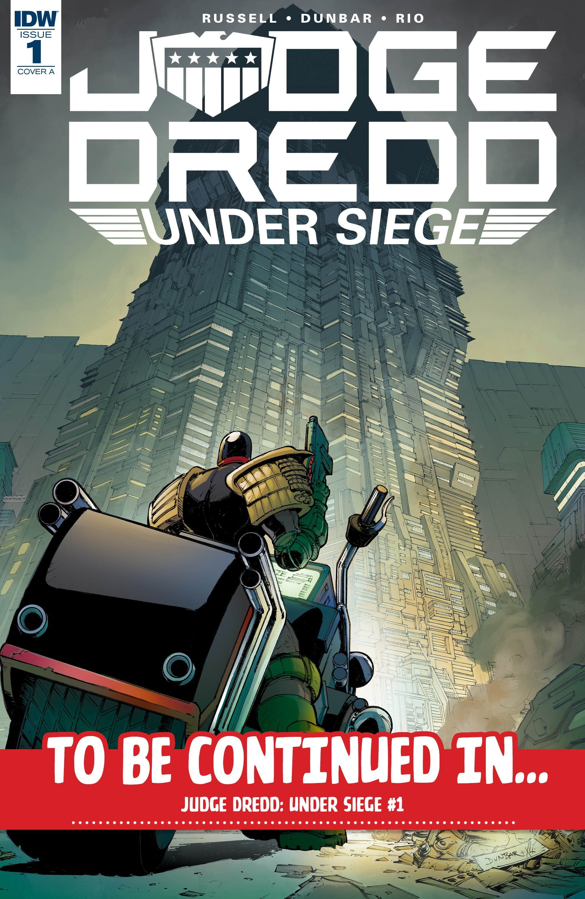Judge Dredd: Toxic #4 #4 - English 34