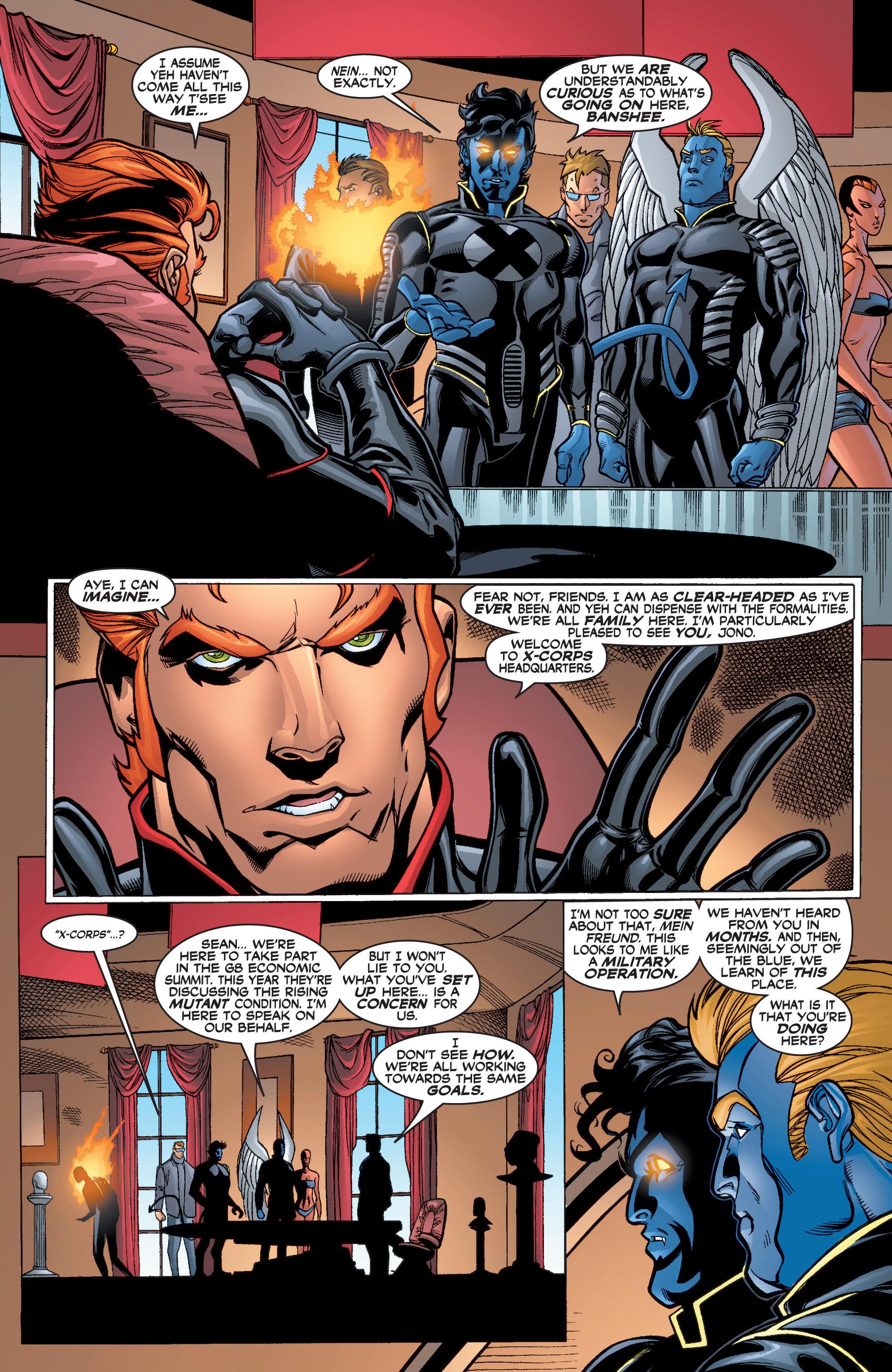 Read online Uncanny X-Men (1963) comic -  Issue #402 - 3