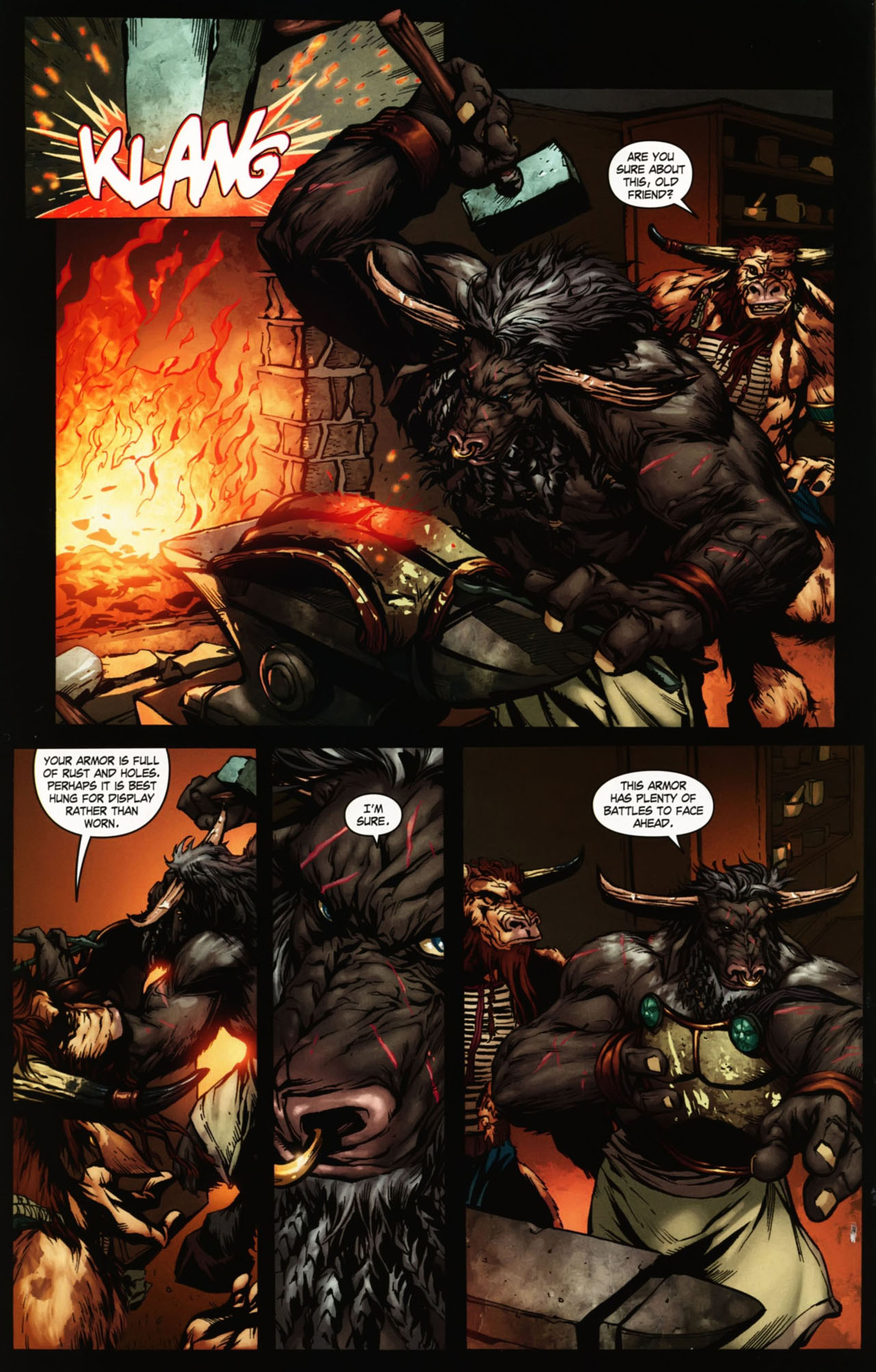 Read online World of Warcraft Special comic -  Issue # Full - 16