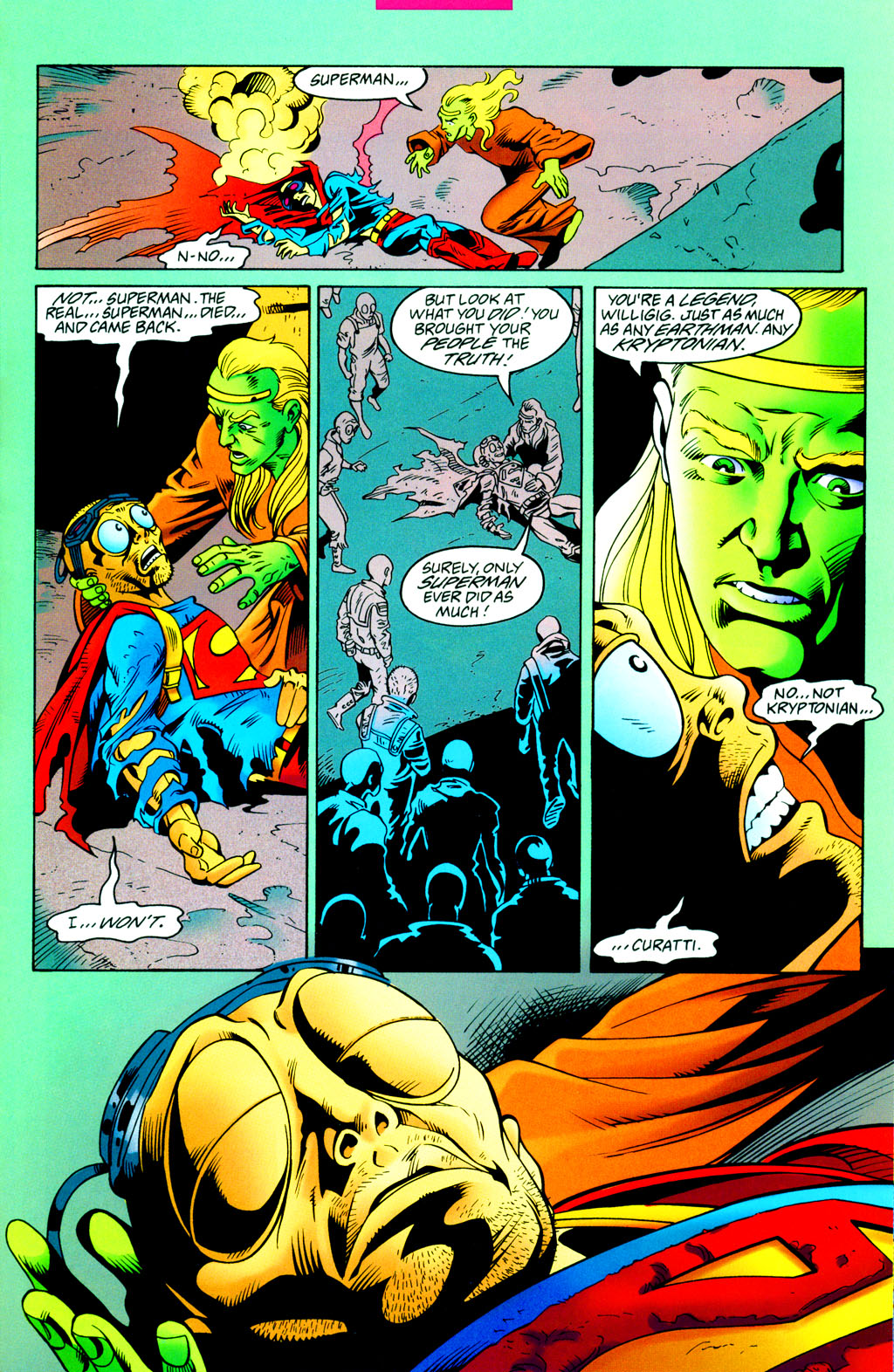 Read online Adventures of Superman (1987) comic -  Issue #Adventures of Superman (1987) _Annual 8 - 37