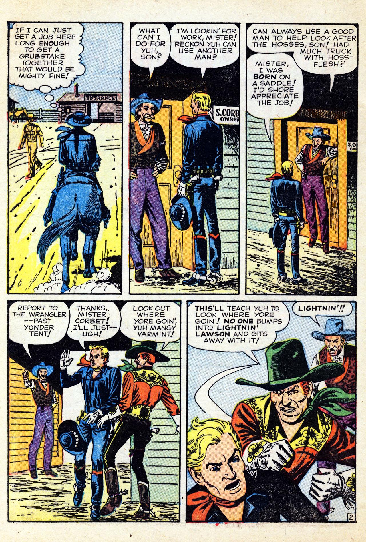 Read online Two-Gun Kid comic -  Issue #52 - 4