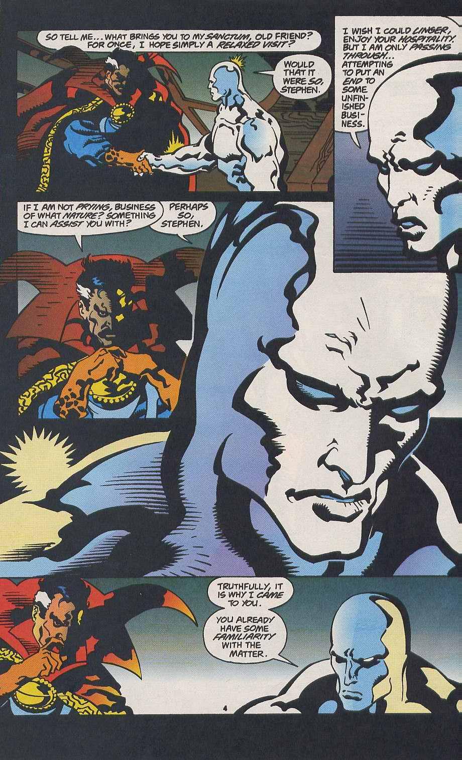 Read online Secret Defenders comic -  Issue #9 - 5