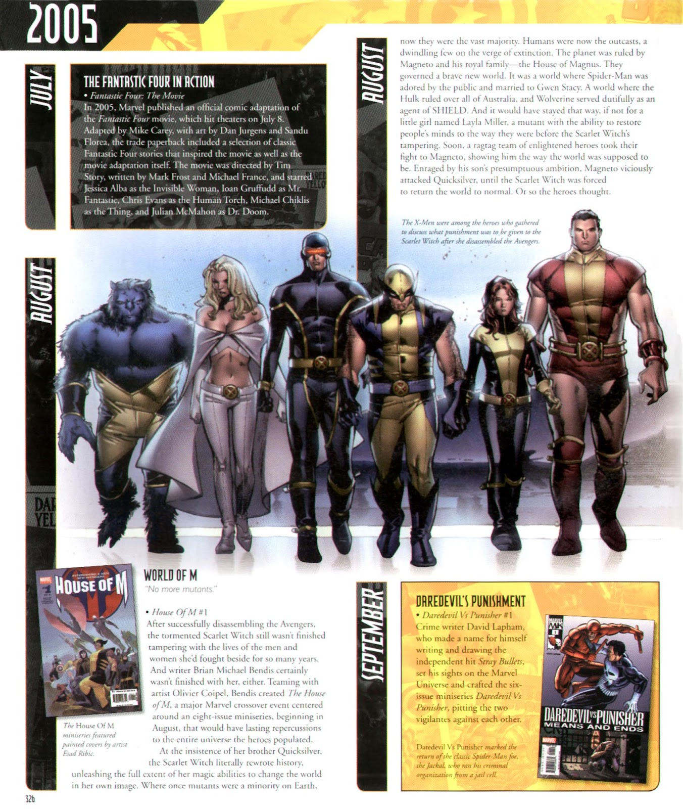 Read online Marvel Chronicle comic -  Issue # TPB (Part 3) - 103