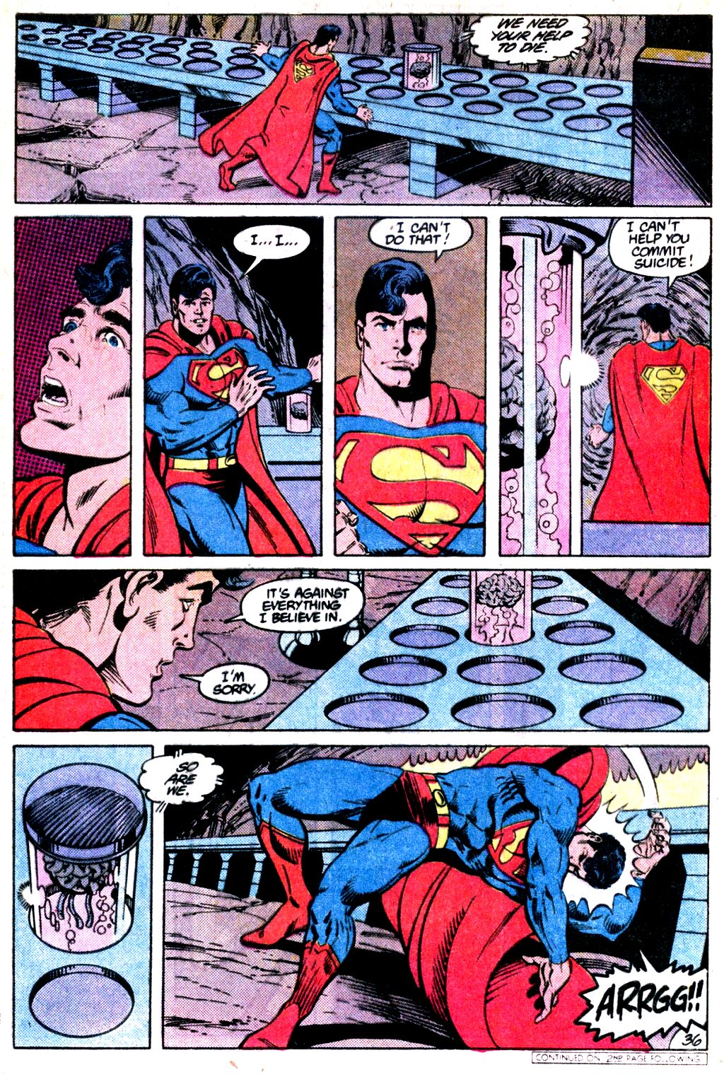 Read online Adventures of Superman (1987) comic -  Issue #Adventures of Superman (1987) _Annual 1 - 37