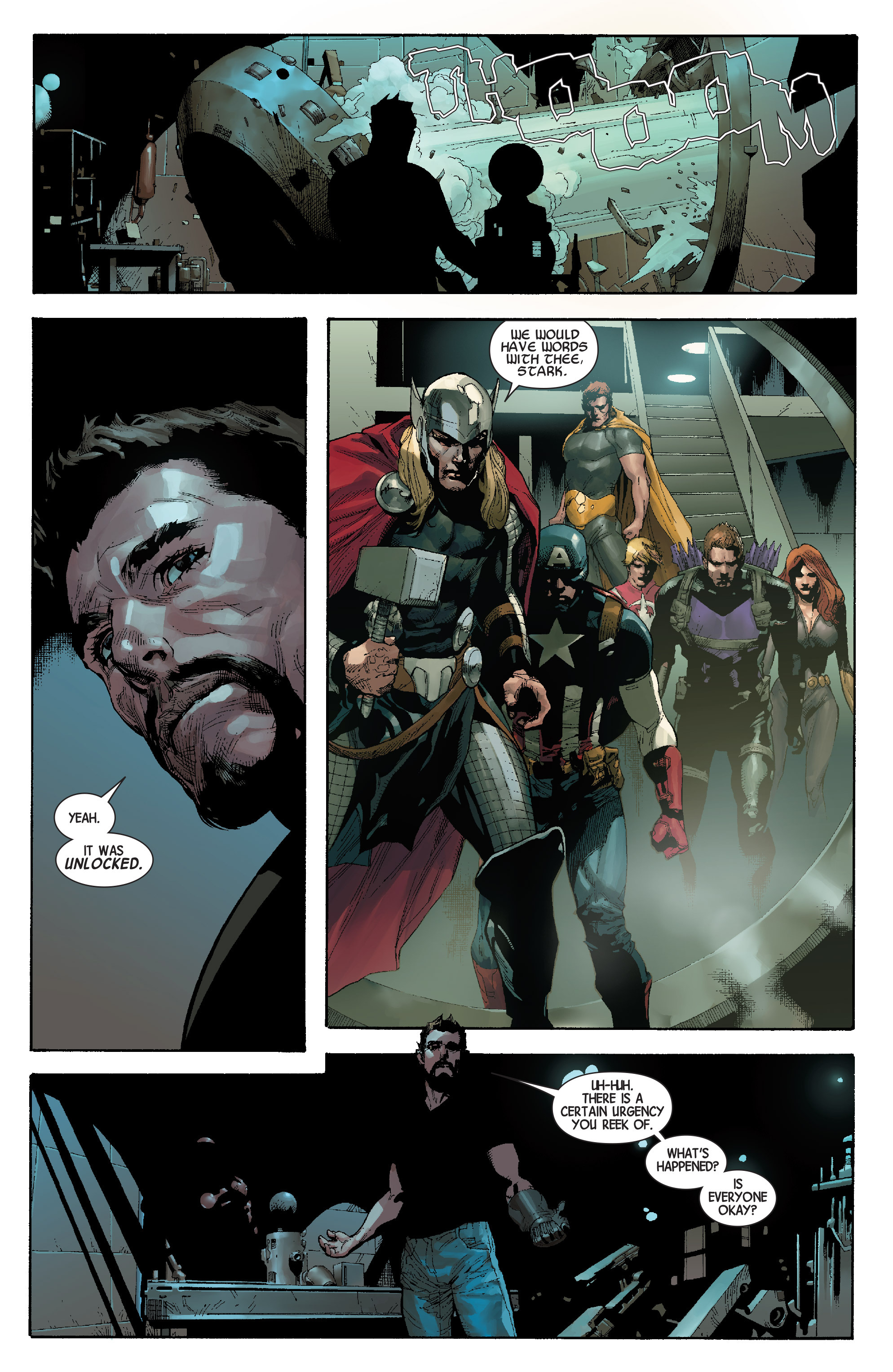 Read online Avengers (2013) comic -  Issue #29 - 17