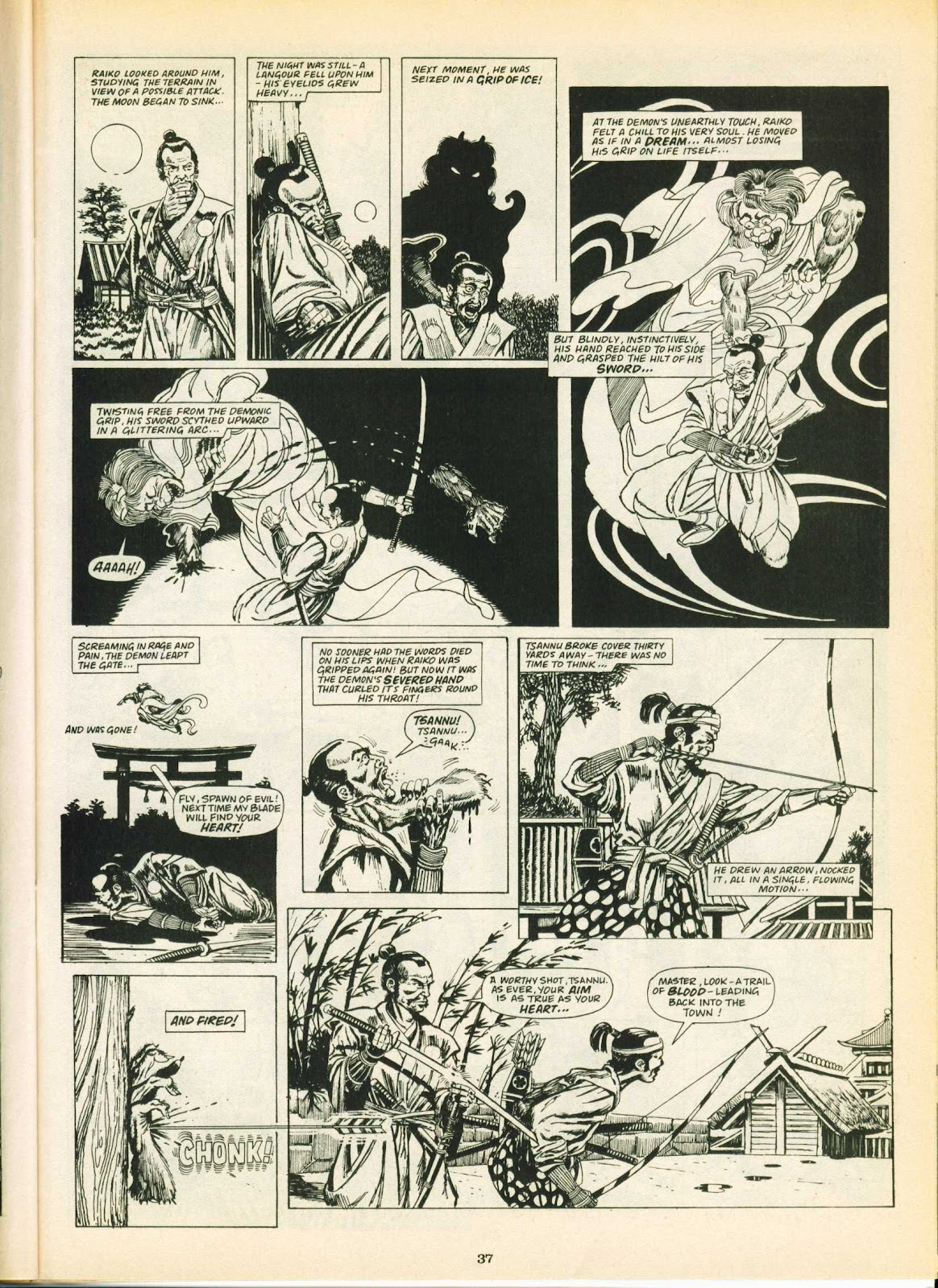 Warrior Issue #18 #19 - English 37